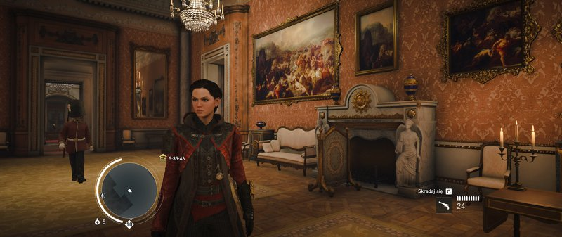 assassins creed syndicate palac buckingham