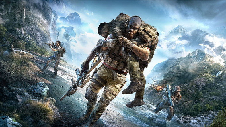 Ghost Recon Breakpoint ubisoft e3 2019