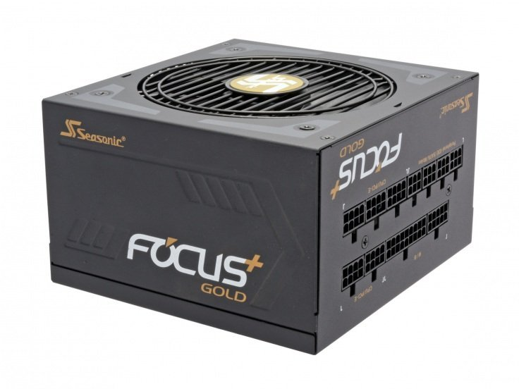 Seasonic FOCUS 550 Gold Plus, zasilacz, proline