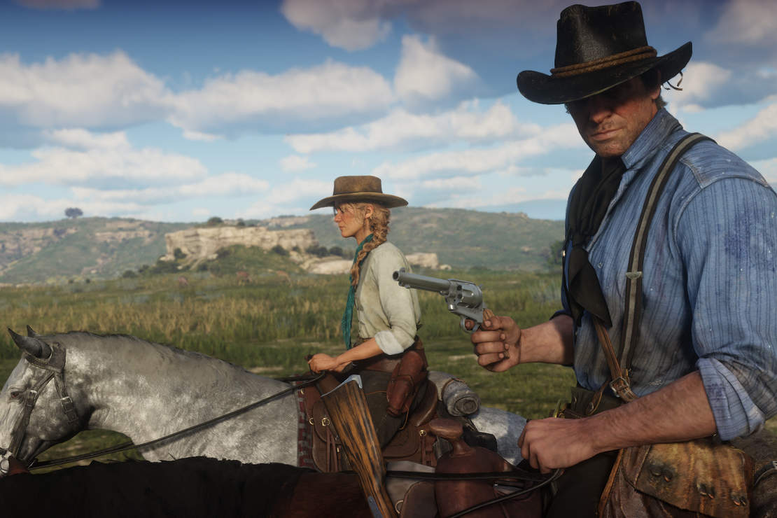 Red Dead Redemption 2 PC – premiera już 5 listopada