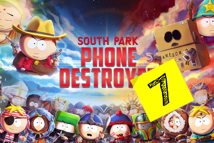 South Park: Phone Destroyer – recenzja